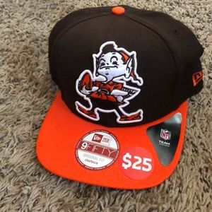 Cleveland browns 9fifty new era SnapBack hat